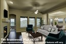 The Braeswood - Living Room