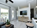 The Duffie - Casita Living Room