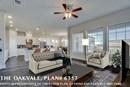 The Oakvale - Living Room