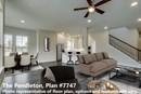 The Pendleton - Living Room