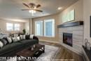 The Cranston - Living Room