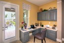 The Grenada - Built-in Desk
