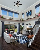 The Overlake - Living Room