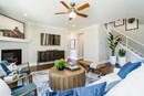 The Braehill - Living Room