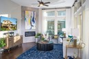 The Pin Oak - Living Room