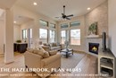 The Hazelbrook - Family Room