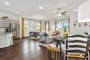 The Barnum - Living Room