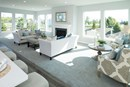 The Michigan - Living Room