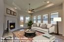 The Hillcot - Living Room