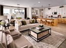 The Oakdale - Living Room