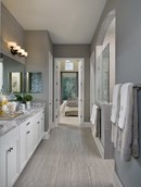 The Cloverwood - Owner's Bath