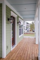 The Backstrom - Porch