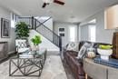 The Casselton - Living Room