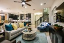 The Saddleview - Family Room