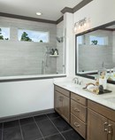 The Maplewood - Owner's Bath