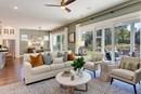 The Keaton - Living Room